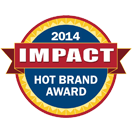 Hot Brand Award: Impact-Market Watch