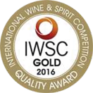 International Wine & Spirit Competition: Gold medal