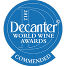 Decanter World Wine Awards: Gran Menzione