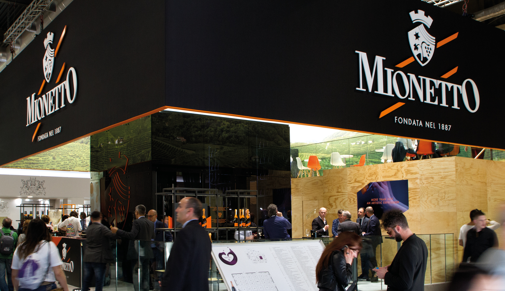 Mionetto @Vinitaly Fair