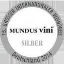 Mundus Vini: Silver medal