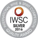 International Wine & Spirit Competition: Silver medal